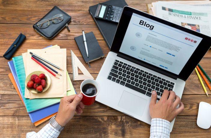 build a blog brand