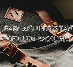 Nofollow Backlinks Explained