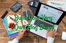 make a blog easy and branded