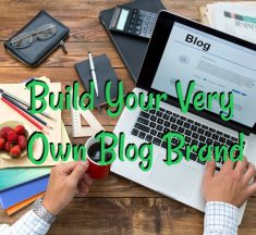 How to Build a Blog Brand – 25 Pro Tips